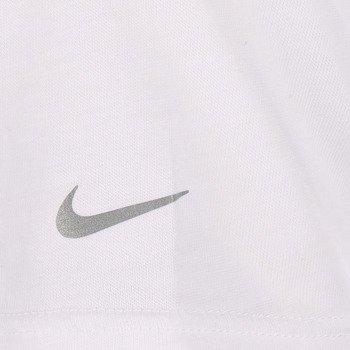 koszulka do biegania damska NIKE RUN SWOOSH FOUND TEE / 684027-100
