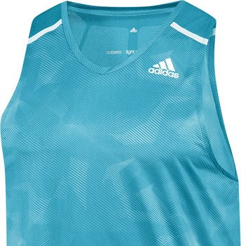 koszulka do biegania męska ADIDAS ADIZERO SINGLET / F82646