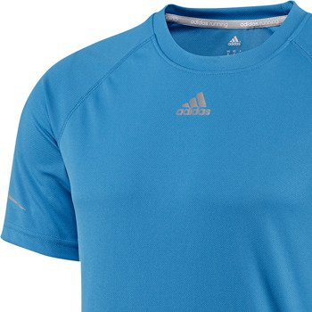 koszulka do biegania męska ADIDAS CLIMACOOL RUN TEE / D85811