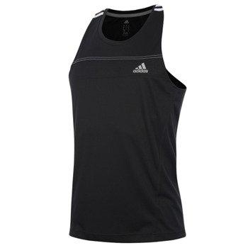 koszulka do biegania męska ADIDAS RESPONSE SINGLET / D85694