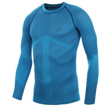 koszulka do biegania męska ASICS SEAMLESS LONGSLEEVE TOP / 114529-8070