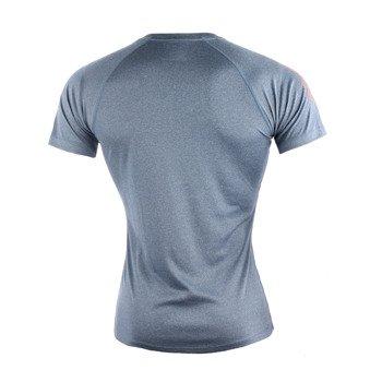 koszulka do biegania męska ASICS SHORT SLEEVE STRIPE TOP / 126236-8151