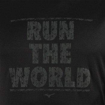 koszulka do biegania męska MIZUNO DRYLITE RUN LONGSLEEVE TEE / J2GA551609