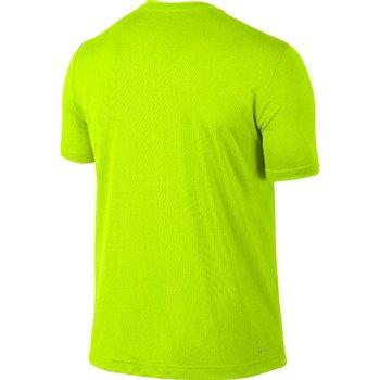 koszulka do biegania męska NIKE CHALLENGER SHORTSLEEVE / 589683-702