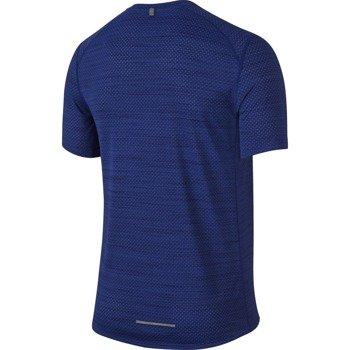 koszulka do biegania męska NIKE DRI-FIT COOL MILER SHORT SLEEVE / 718348-455