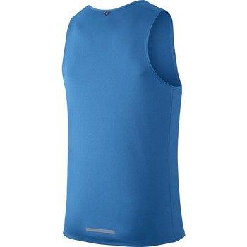 koszulka do biegania męska NIKE DRI-FIT MILER SINGLET / 683523-435