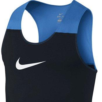 koszulka do biegania męska NIKE DRI-FIT RACING TANK / 598996-010