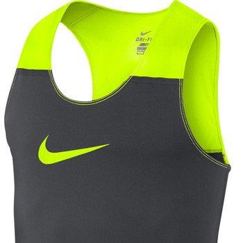 koszulka do biegania męska NIKE DRI-FIT RACING TANK / 598996-061