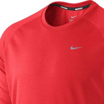 koszulka do biegania męska NIKE MILER LONGSLEEVE UV (TEAM) / 519700-696