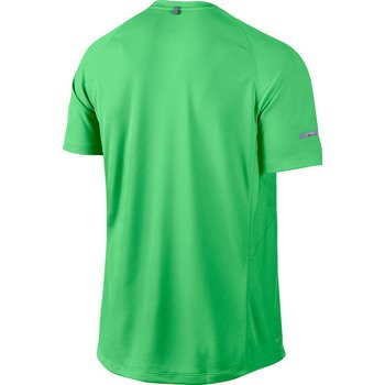 koszulka do biegania męska NIKE MILER UV SHORTSLEEVE TEAM / 519698-312