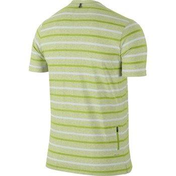 koszulka do biegania męska NIKE TAILWIND STRIPE CREW / 642132-371