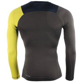koszulka kompresyjna do biegania męska REEBOK ONE SERIES LONG SLEEVE COMPRESSION / AX9771