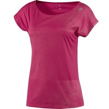koszulka sportowa damska ADIDAS CLIMA TRAINING GRAPHIC TEE / D89421
