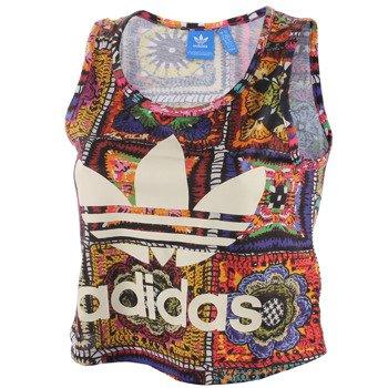 koszulka sportowa damska ADIDAS CROCHITA TANK / AY6844