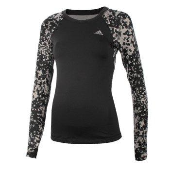 koszulka sportowa damska ADIDAS TECHFIT CLIMAWARM CREW / AA6712