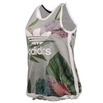 koszulka sportowa damska ADIDAS TRAIN FLOR TANK / AJ8880