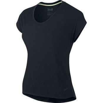 koszulka sportowa damska NIKE CLUB BOXY TEE / 633443-010