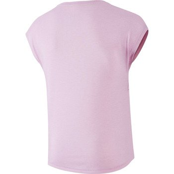 koszulka sportowa damska NIKE CLUB BOXY TEE LOGO / 638900-682