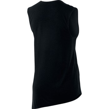 koszulka sportowa damska NIKE CLUB TIE TEE / 633447-010