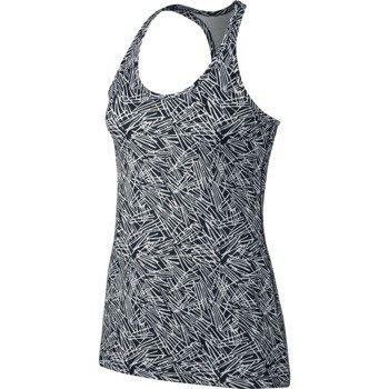 koszulka sportowa damska NIKE GET FIT VENEER TANK / 725757-010
