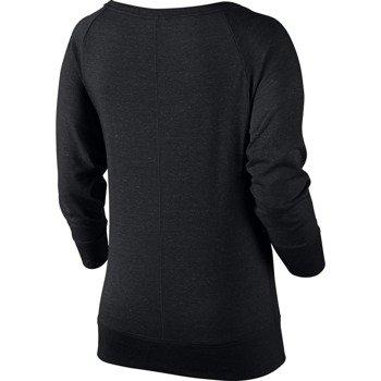 koszulka sportowa damska NIKE GYM VINTAGE CREW / 644331-010