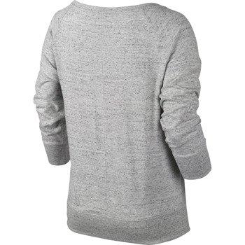 koszulka sportowa damska NIKE GYM VINTAGE CREW / 644331-050