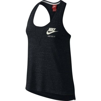 koszulka sportowa damska NIKE GYM VINTAGE TANK / 726065-010