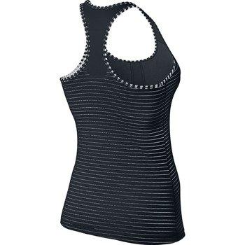 koszulka sportowa damska NIKE LEAN PRINT TANK / 589180-012
