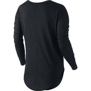 koszulka sportowa damska NIKE SIGNAL LONG SLEEVE TEE / 678389-010
