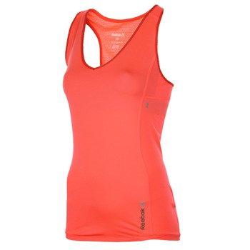 koszulka sportowa damska REEBOK DELTA SOLID LONG BRA TOP / Z82500