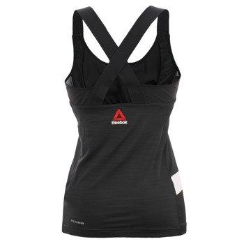 koszulka sportowa damska REEBOK ONE SERIES ACTIVCHILL LONG BRA TOP / AX9093