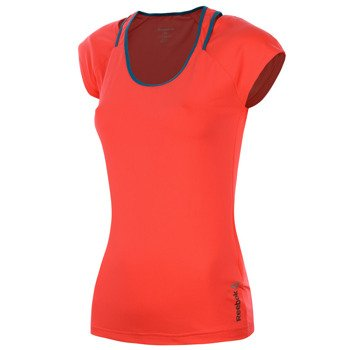 koszulka sportowa damska REEBOK PRINT TEE