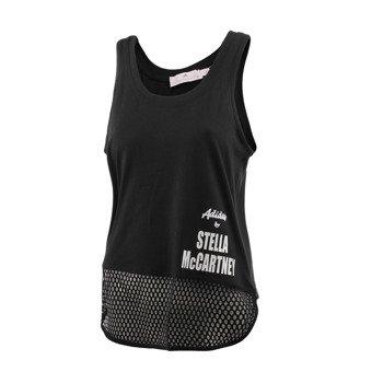 koszulka sportowa damska Stella McCartney ADIDAS ESSENTIALS LOGO TANK / AX7423