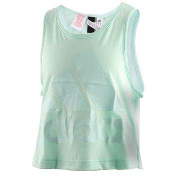 koszulka sportowa dziewczęca ADIDAS CLUB TANK / AY5320
