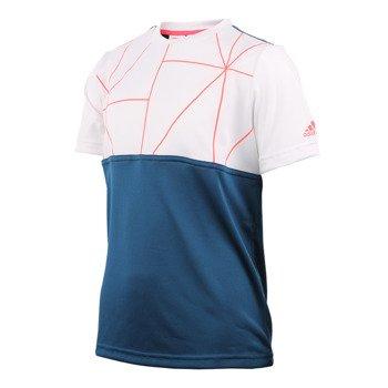 koszulka tenisowa chłopięca ADIDAS CLUB TEE / AX9642