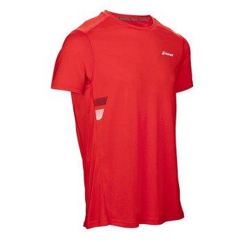 koszulka tenisowa chłopięca BABOLAT CORE FLAG CLUB TEE / 3BS17011-201