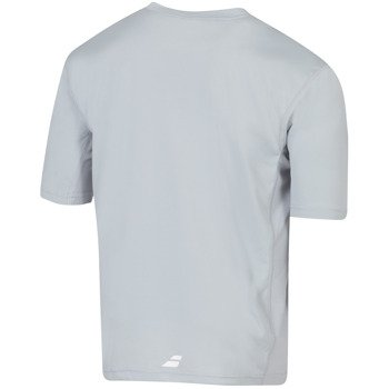 koszulka tenisowa chłopięca BABOLAT T-SHIRT FLAG CORE / 3BS16012-107