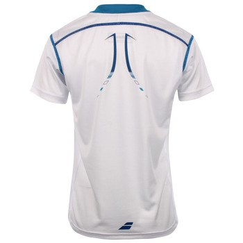 koszulka tenisowa chłopięca BABOLAT T-SHIRT MATCH PERFORMANCE / 42S1430-101