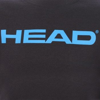 koszulka tenisowa chłopięca HEAD CLUB IVAN T-SHIRT BKBL