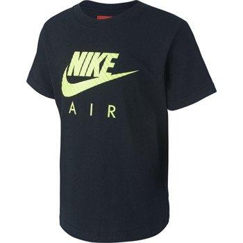 koszulka tenisowa chłopięca NIKE JERSEY SHORT SLEEVE TOP / 644468-010
