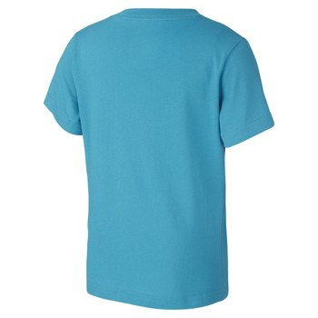 koszulka tenisowa chłopięca NIKE JERSEY SHORT SLEEVE TOP / 644468-407