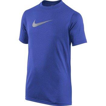 koszulka tenisowa chłopięca NIKE LEGEND SHORTSLEEVE TOP / 380969-482