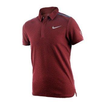 koszulka tenisowa chłopięca NIKE ROGER FEDERER ADVANTAGE POLO PREMIER  / 822279-677