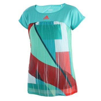 koszulka tenisowa damska ADIDAS ADIZERO TEE / AJ3208
