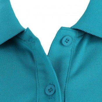 koszulka tenisowa damska HEAD CLUB POLO SHIRT / 814372-TQ