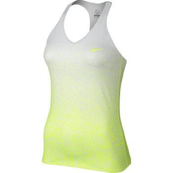 koszulka tenisowa damska NIKE ADVANTAGE PRINTED TANK / 646196-702