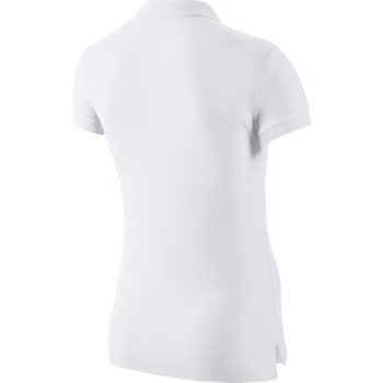 koszulka tenisowa damska NIKE BASELINE POLO / 728755-100