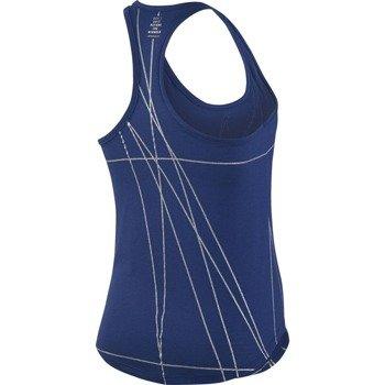 koszulka tenisowa damska NIKE COURT FRENCH OPEN AGASSI / 739491-455