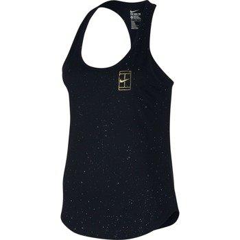 koszulka tenisowa damska NIKE COURT WIMBLEDON TANK / 777881-010