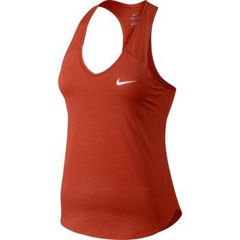 koszulka tenisowa damska NIKE PURE TANK / 728739-671